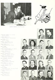 Page 12, 1948 Edition, Burlington High School - Oread Yearbook (Burlington, VT) online yearbook collection