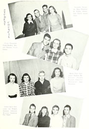 Page 13, 1948 Edition, Burlington High School - Oread Yearbook (Burlington, VT) online yearbook collection