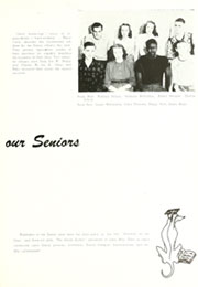 Page 15, 1948 Edition, Burlington High School - Oread Yearbook (Burlington, VT) online yearbook collection