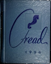 Page 1, 1954 Edition, Burlington High School - Oread Yearbook (Burlington, VT) online yearbook collection