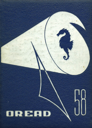 Page 1, 1958 Edition, Burlington High School - Oread Yearbook (Burlington, VT) online yearbook collection