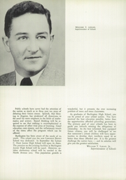 Page 10, 1958 Edition, Burlington High School - Oread Yearbook (Burlington, VT) online yearbook collection