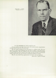 Page 11, 1958 Edition, Burlington High School - Oread Yearbook (Burlington, VT) online yearbook collection