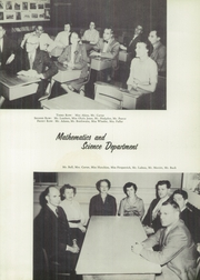 Page 13, 1958 Edition, Burlington High School - Oread Yearbook (Burlington, VT) online yearbook collection