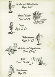 Page 7, 1958 Edition, Burlington High School - Oread Yearbook (Burlington, VT) online yearbook collection