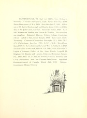 Page 13, 1932 Edition, Queens University - Tricolour Yearbook (Kingston, Ontario Canada) online yearbook collection