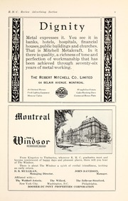 Page 11, 1927 Edition, Royal Military College of Canada - Review Yearbook (Kingston, Ontario Canada) online yearbook collection