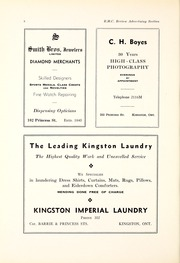 Page 16, 1935 Edition, Royal Military College of Canada - Review Yearbook (Kingston, Ontario Canada) online yearbook collection