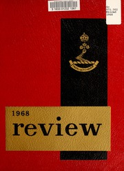 Page 5, 1968 Edition, Royal Military College of Canada - Review Yearbook (Kingston, Ontario Canada) online yearbook collection