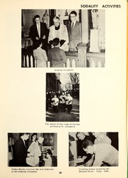Page 41, 1953 Edition, St Jeromes College - Lion Yearbook (Kitchener, Ontario Canada) online yearbook collection