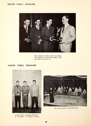 Page 44, 1953 Edition, St Jeromes College - Lion Yearbook (Kitchener, Ontario Canada) online yearbook collection