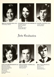 Page 11, 1969 Edition, Huron University College - Huron Heritage Yearbook (London, Ontario Canada) online yearbook collection