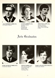 Page 15, 1969 Edition, Huron University College - Huron Heritage Yearbook (London, Ontario Canada) online yearbook collection