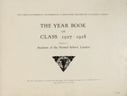 Page 3, 1928 Edition, London Normal School - Spectrum Yearbook (London, Ontario Canada) online yearbook collection