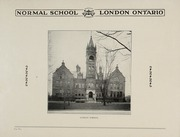 Page 4, 1928 Edition, London Normal School - Spectrum Yearbook (London, Ontario Canada) online yearbook collection