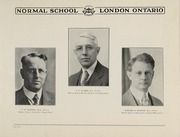 Page 6, 1928 Edition, London Normal School - Spectrum Yearbook (London, Ontario Canada) online yearbook collection