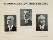 Page 7, 1928 Edition, London Normal School - Spectrum Yearbook (London, Ontario Canada) online yearbook collection