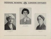 Page 9, 1928 Edition, London Normal School - Spectrum Yearbook (London, Ontario Canada) online yearbook collection