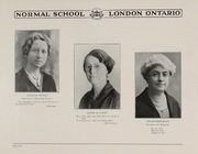 Page 12, 1931 Edition, London Normal School - Spectrum Yearbook (London, Ontario Canada) online yearbook collection