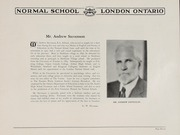 Page 13, 1931 Edition, London Normal School - Spectrum Yearbook (London, Ontario Canada) online yearbook collection