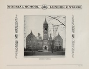 Page 7, 1931 Edition, London Normal School - Spectrum Yearbook (London, Ontario Canada) online yearbook collection
