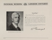 Page 8, 1931 Edition, London Normal School - Spectrum Yearbook (London, Ontario Canada) online yearbook collection