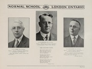 Page 9, 1931 Edition, London Normal School - Spectrum Yearbook (London, Ontario Canada) online yearbook collection