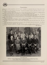 Page 11, 1934 Edition, London Normal School - Spectrum Yearbook (London, Ontario Canada) online yearbook collection