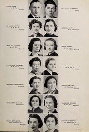 Page 17, 1939 Edition, London Normal School - Spectrum Yearbook (London, Ontario Canada) online yearbook collection