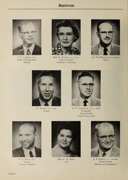 Page 10, 1959 Edition, London Normal School - Spectrum Yearbook (London, Ontario Canada) online yearbook collection