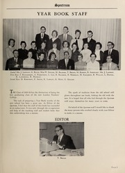 Page 11, 1959 Edition, London Normal School - Spectrum Yearbook (London, Ontario Canada) online yearbook collection