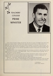 Page 13, 1966 Edition, London Normal School - Spectrum Yearbook (London, Ontario Canada) online yearbook collection