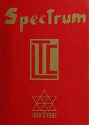 Page 1, 1967 Edition, London Normal School - Spectrum Yearbook (London, Ontario Canada) online yearbook collection