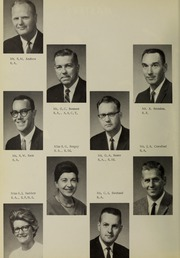 Page 14, 1967 Edition, London Normal School - Spectrum Yearbook (London, Ontario Canada) online yearbook collection