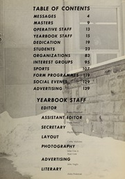 Page 7, 1967 Edition, London Normal School - Spectrum Yearbook (London, Ontario Canada) online yearbook collection