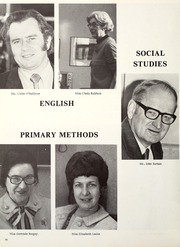 Page 14, 1972 Edition, London Normal School - Spectrum Yearbook (London, Ontario Canada) online yearbook collection