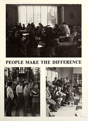 Page 7, 1972 Edition, London Normal School - Spectrum Yearbook (London, Ontario Canada) online yearbook collection