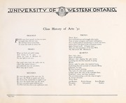 Page 12, 1930 Edition, University of Western Ontario - Occidentalia Yearbook (London, Ontario Canada) online yearbook collection