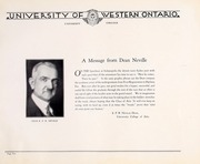 Page 14, 1930 Edition, University of Western Ontario - Occidentalia Yearbook (London, Ontario Canada) online yearbook collection
