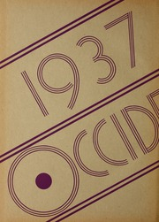 Page 3, 1937 Edition, University of Western Ontario - Occidentalia Yearbook (London, Ontario Canada) online yearbook collection