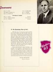 Page 15, 1943 Edition, University of Western Ontario - Occidentalia Yearbook (London, Ontario Canada) online yearbook collection
