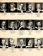Page 37, 1946 Edition, University of Western Ontario - Occidentalia Yearbook (London, Ontario Canada) online yearbook collection