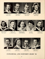 Page 40, 1946 Edition, University of Western Ontario - Occidentalia Yearbook (London, Ontario Canada) online yearbook collection