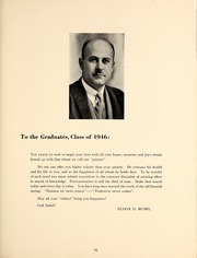 Page 45, 1946 Edition, University of Western Ontario - Occidentalia Yearbook (London, Ontario Canada) online yearbook collection