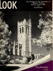 Page 5, 1947 Edition, University of Western Ontario - Occidentalia Yearbook (London, Ontario Canada) online yearbook collection
