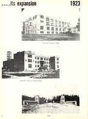 Page 10, 1961 Edition, University of Western Ontario - Occidentalia Yearbook (London, Ontario Canada) online yearbook collection