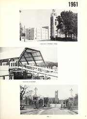 Page 11, 1961 Edition, University of Western Ontario - Occidentalia Yearbook (London, Ontario Canada) online yearbook collection