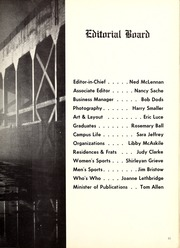 Page 15, 1962 Edition, University of Western Ontario - Occidentalia Yearbook (London, Ontario Canada) online yearbook collection