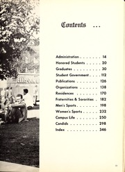 Page 17, 1962 Edition, University of Western Ontario - Occidentalia Yearbook (London, Ontario Canada) online yearbook collection