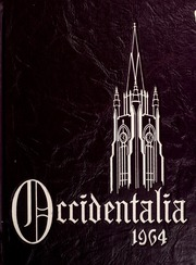 1964 Edition, University of Western Ontario - Occidentalia Yearbook (London, Ontario Canada)